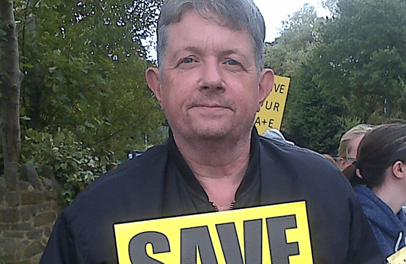 Mark Perks Save our A&E