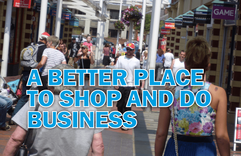 A better place to shop and do business