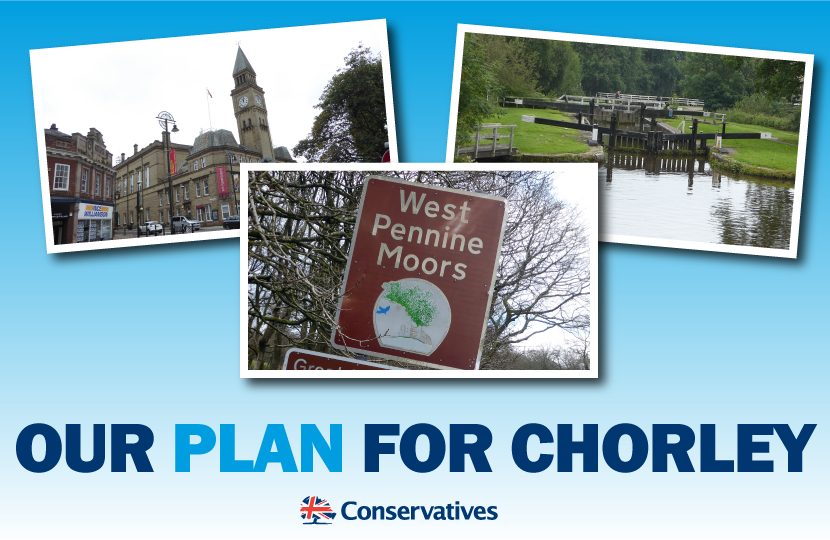 Our Plan for Chorley