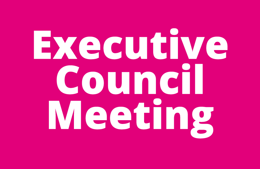 Executive Council meeting