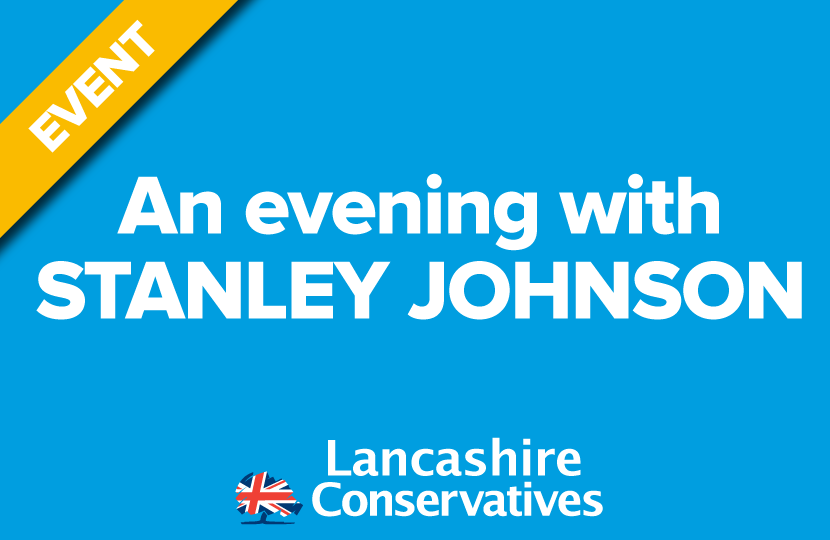 Stanley Johnson Event