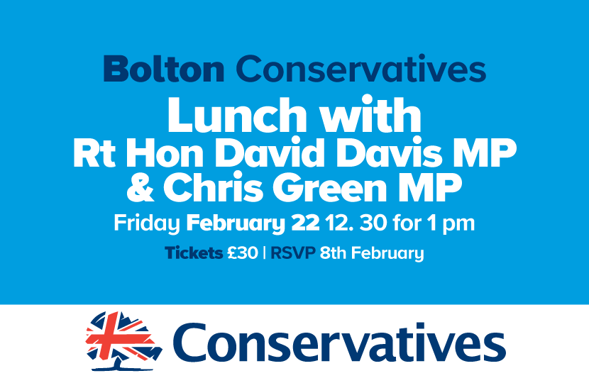 Bolton Conservatives event