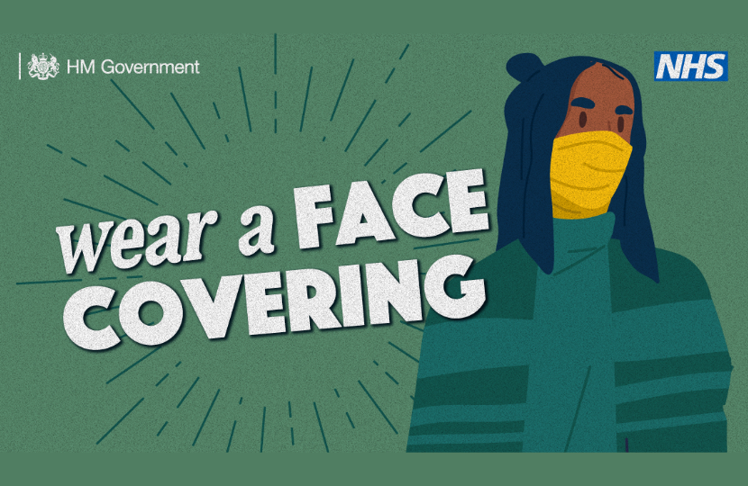 Face coverings to become mandatory on public transport