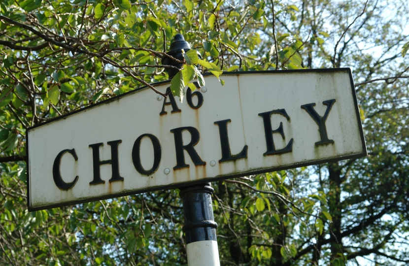 Say YES to ONE CHORLEY