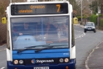 Number 7 bus set to be axed