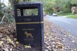Dog fouling incidents