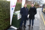 Superfast Broadband for Brinscall with Ed Vaizey MP and Rob Loughenbury