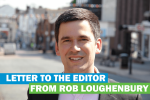 Rob Loughenbury - Conservative Candidate for Chorley