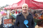 Andrew Pratt - the Conservative choice for Lancashire