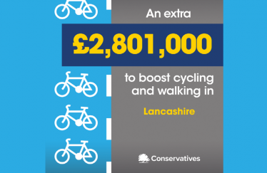 Cycling and walking infrastructure grant